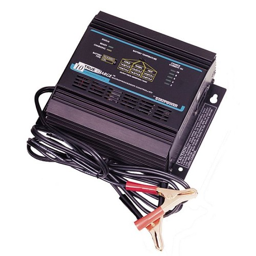 Xantrex TRUE CHARGE 10 Battery Charger 1 Bank 804-0100
