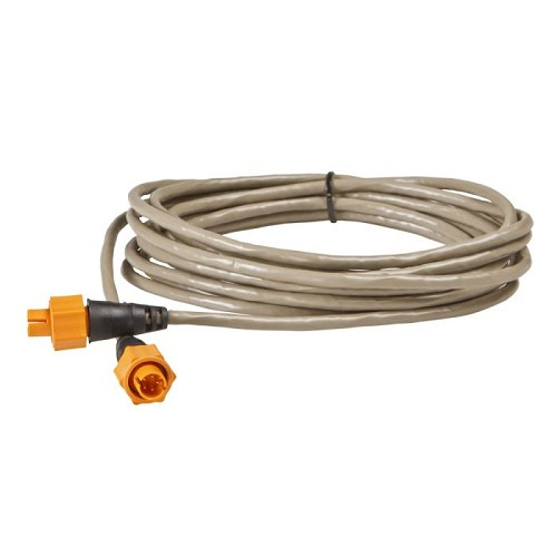 Lowrance 15 Foot Ethernet Cable ETHEXT-15YL 127-29