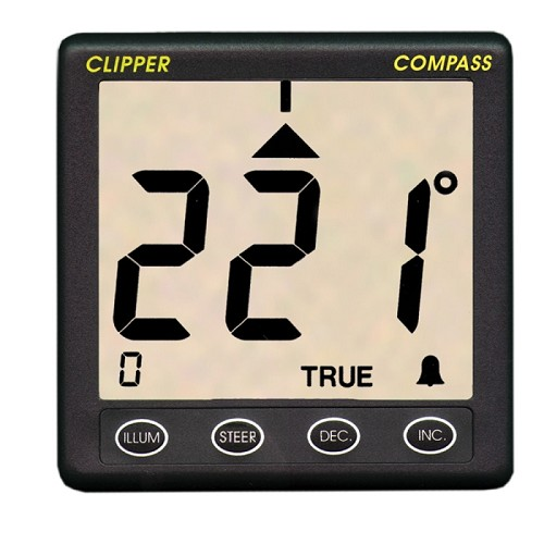 Clipper Compass System with Fluxgate Sensor CL-C