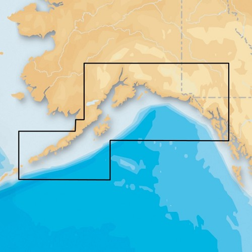 Navionics Platinum Plus South Alaska MicroSD MSD-915P-2