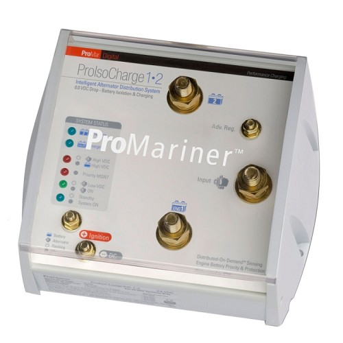 ProMariner ProIsoCharge Battery Isolator 250 23123