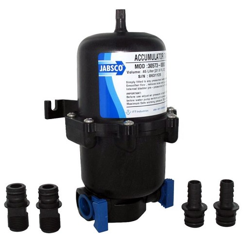 Jabsco 65L Mini Accumulator Tank 30573-0003